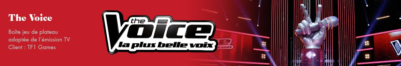 Bandeau The Voice