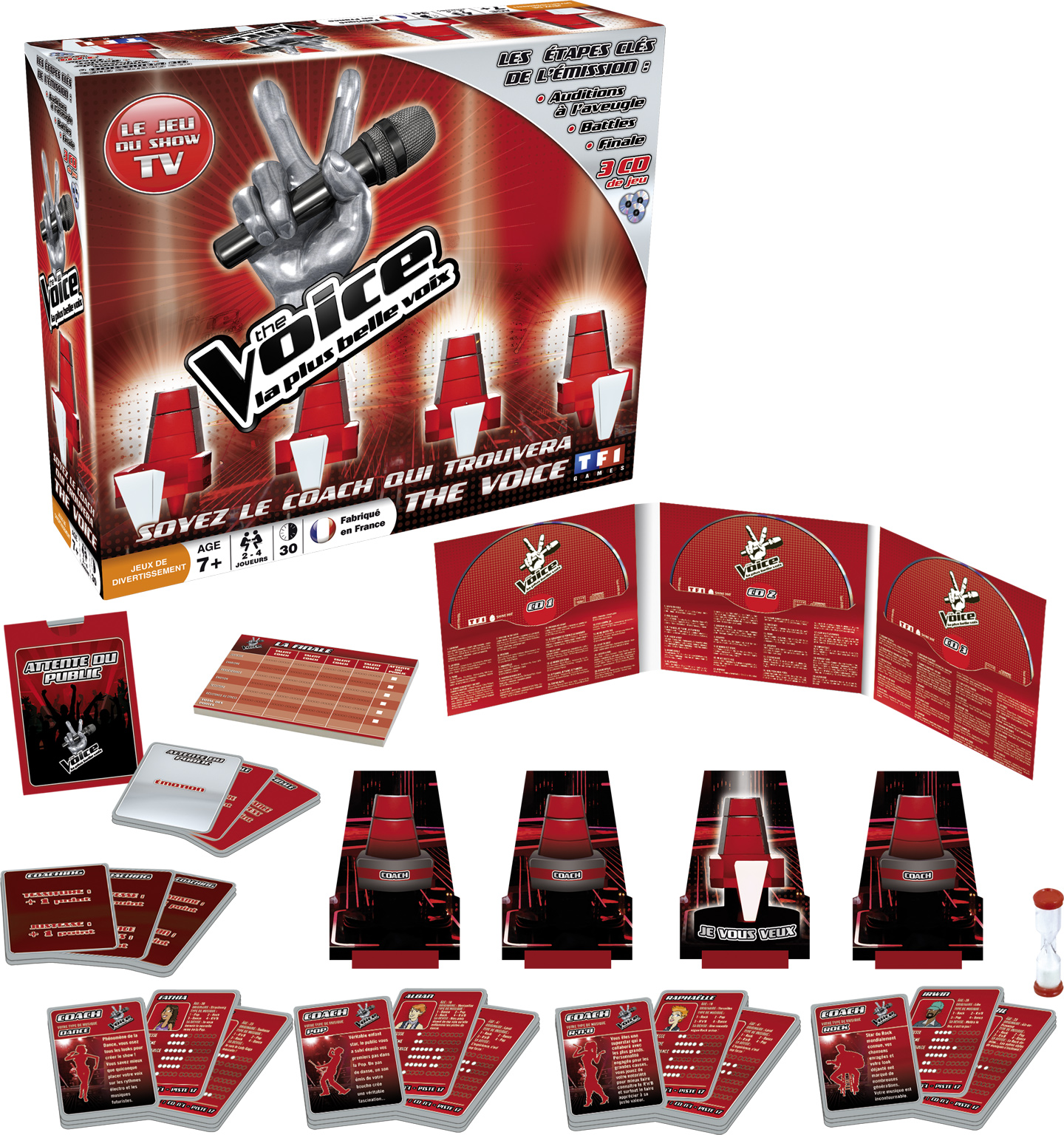 Packshot The Voice